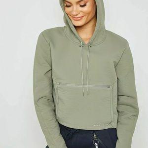Nike Tech Pack Packable Cropped Hoodie Jacket XS